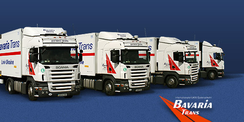 Bavaria-Trans: International Trucking